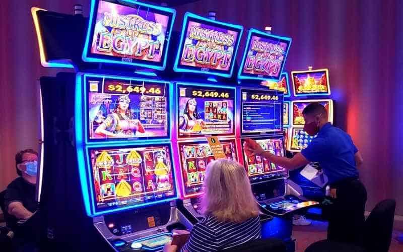 windsor essex slot gaming machines